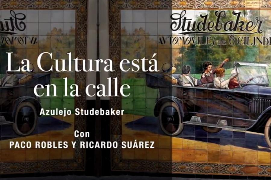La Cultura está en la Calle: Studebaker