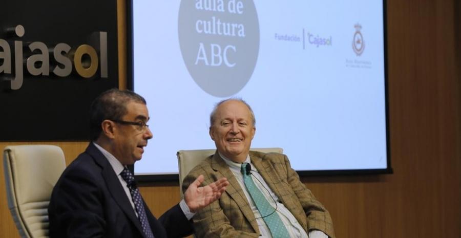 García de Cortázar presenta su libro 'Viaje al corazón de España'